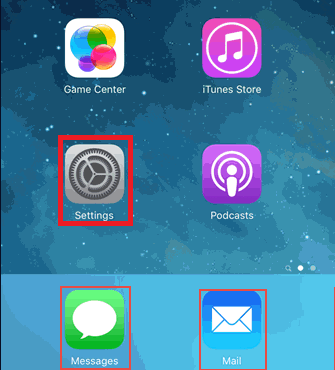Crucial - Fix Email Settings on iPhone / iPad